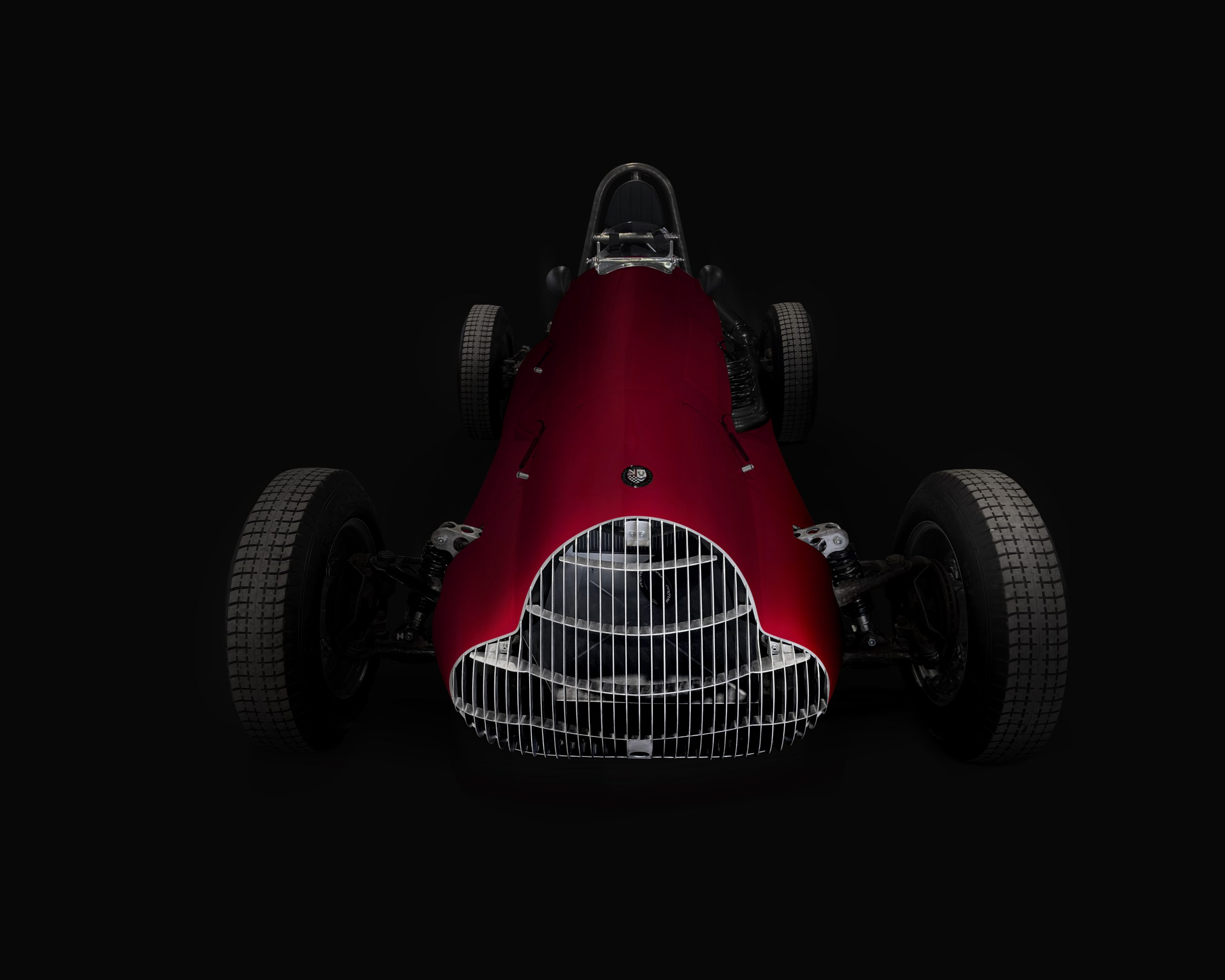 Feel like Fangio by racing this Tipo 184 kit car