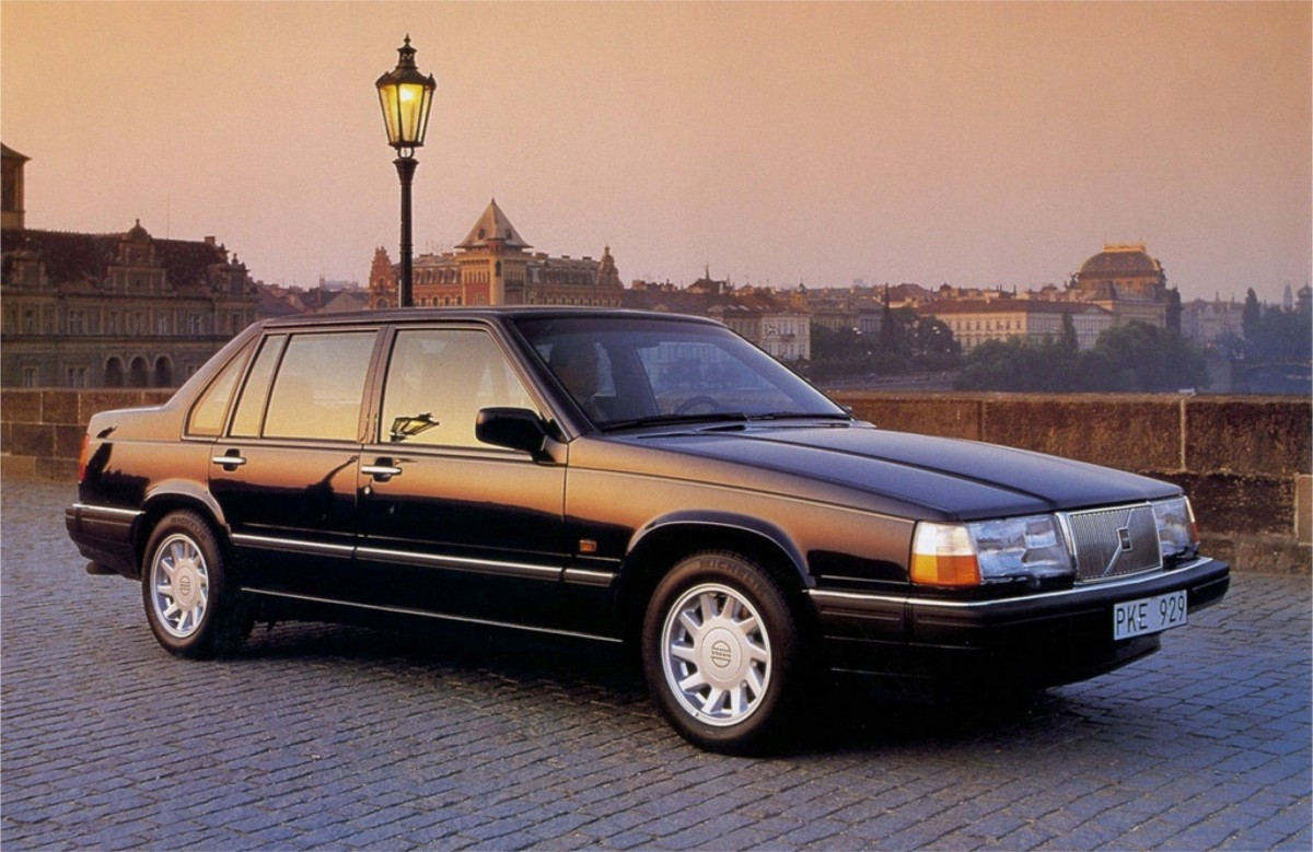 Unexceptional classics: Executive car edition