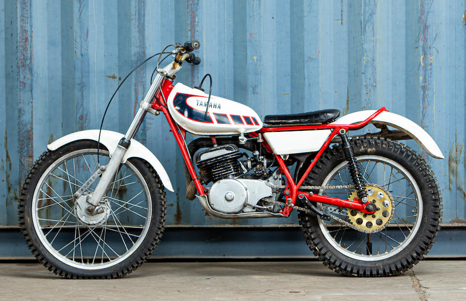 Yamaha TY is a classic trials bike in demand
