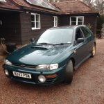 Our classics: 1996 Subaru Impreza Turbo