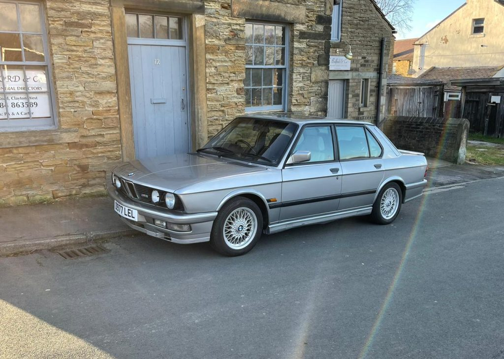 Your Classics: Peter Wood's 311,000-mile BMW M5 E28