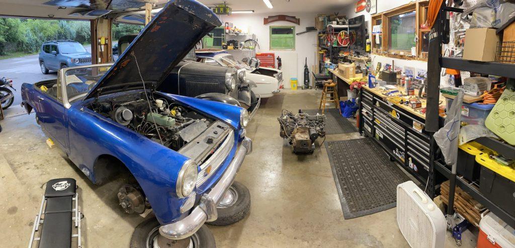 Organising your garage