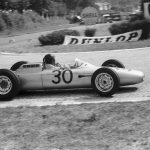 Dan Gurney, Porsche 804, French GP 1962