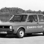 Volkswagen Elektro-Golf