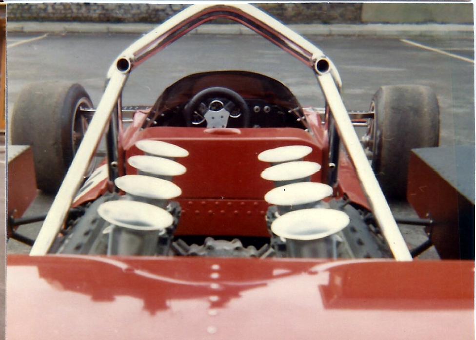 Connew PC1 Grand Prix car Cosworth DFV engine