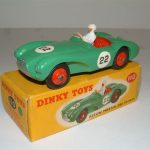 Top five Dinky Toys die-cast cars