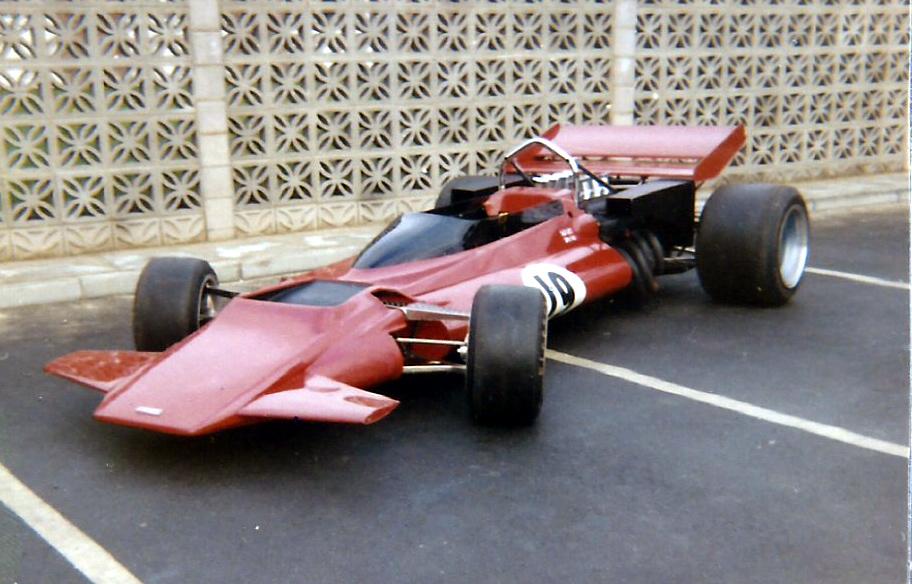 Connew PC1 Grand Prix car