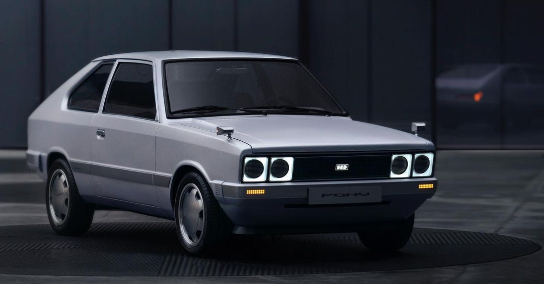 Hyundai built the modern-day Pony we didn't even know we wanted