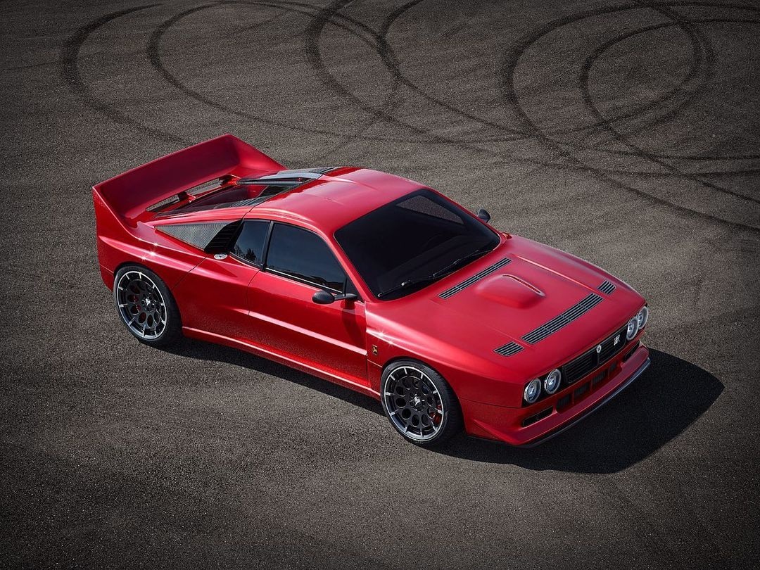 Kimera is making Lancia great again with the new EV037 – a born-again 037 Stradale