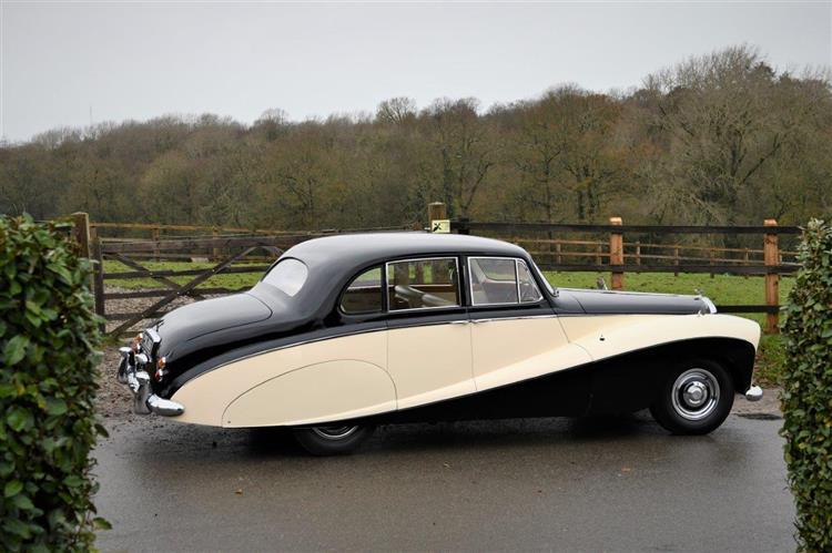 1956 Bentley S1 by Hooper auction sale