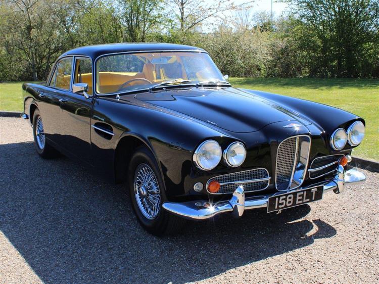 1962 Lagonda Rapide auction sale