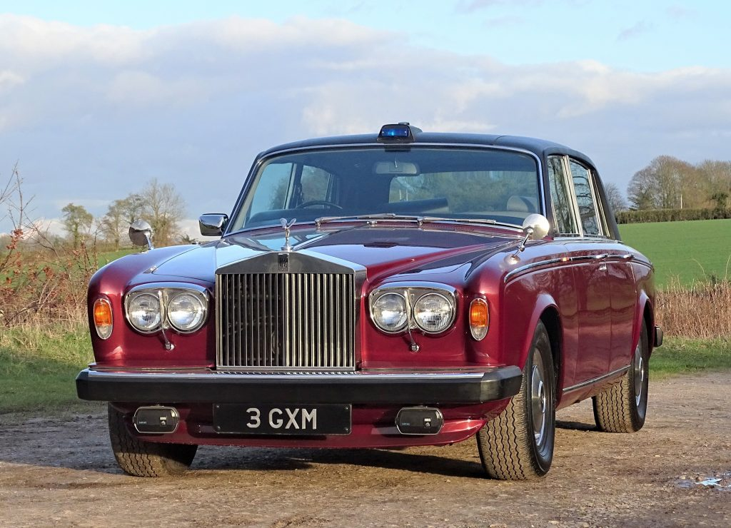 1980 Rolls-Royce Silver Wraith II auction