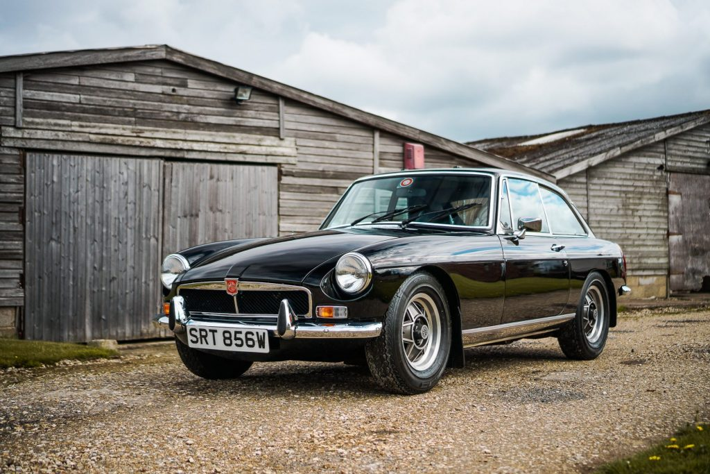 1981 MGB GT V8 for sale with The Market