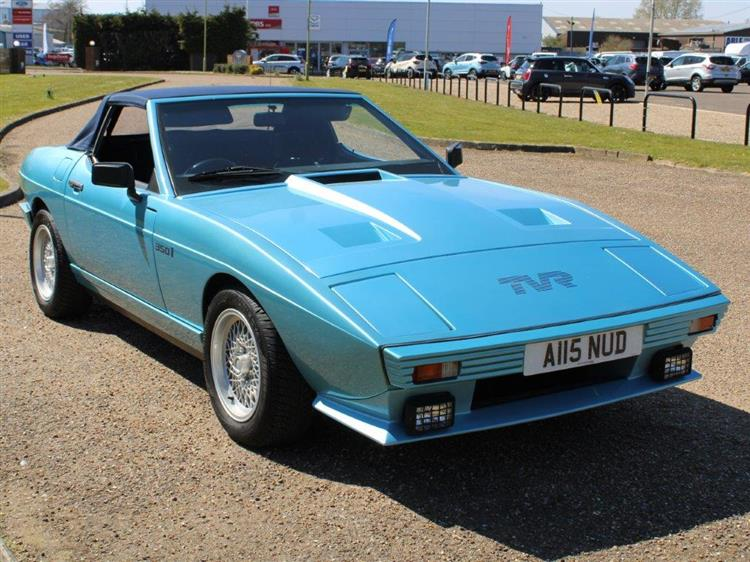 1984 TVR 350i auction sale
