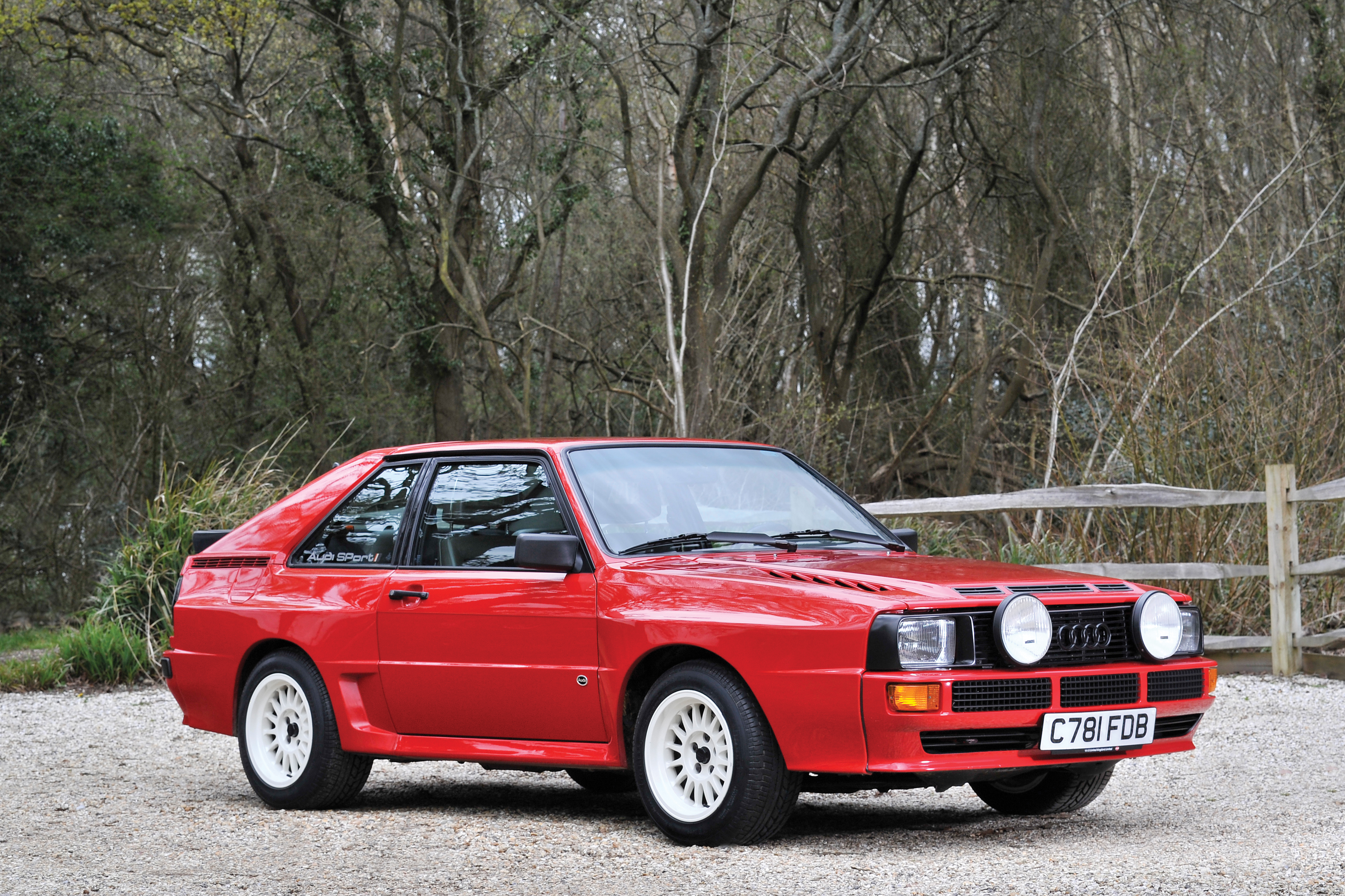 Audi Quattro Sport prices have claimed dramatically_Hagerty Price Guide