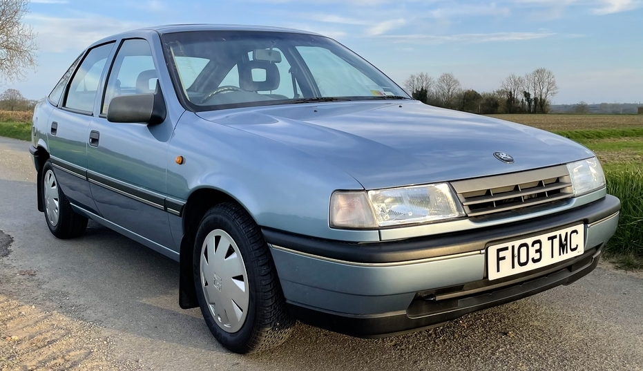 Unexceptional Classifieds: Vauxhall Cavalier GLi
