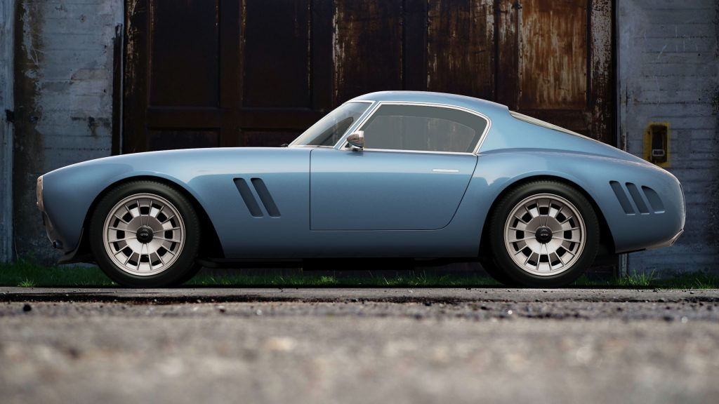 GTO Engineering Squalo renders