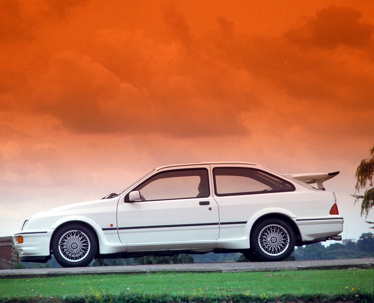 Ford Sierra Cosworth values