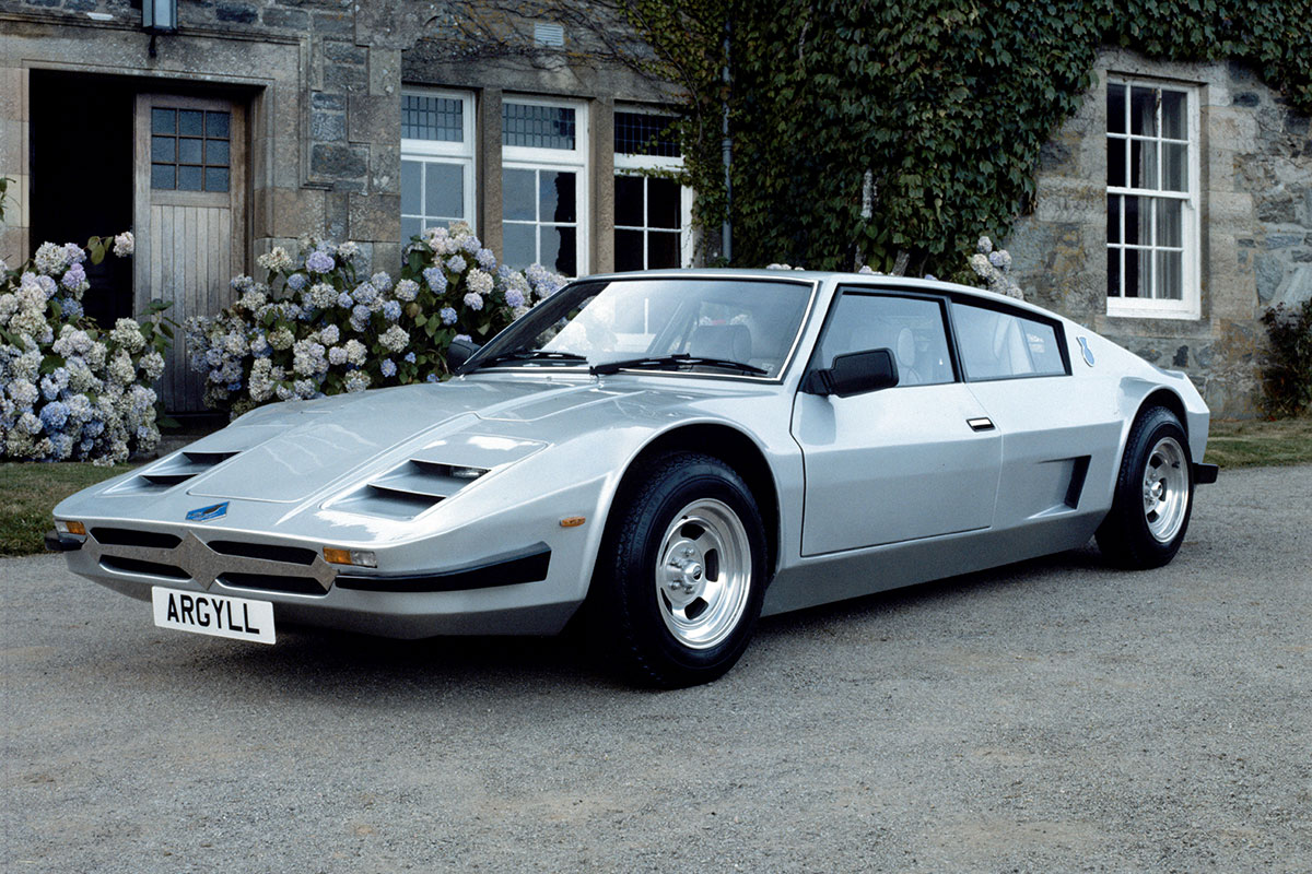 Cars that Time Forgot: Argyll GT