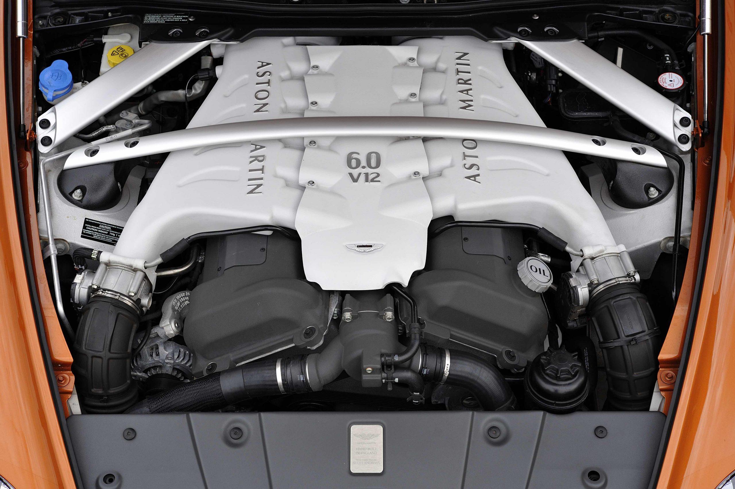 Aston Martin 6.0 V12