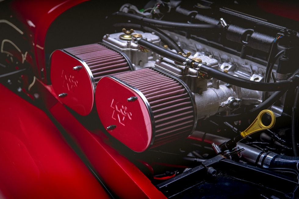 Name that engine! Which British cars are these 11 engines from?