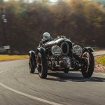 The original supercar is back! Hard charging in Bentley's new Blower continuation car