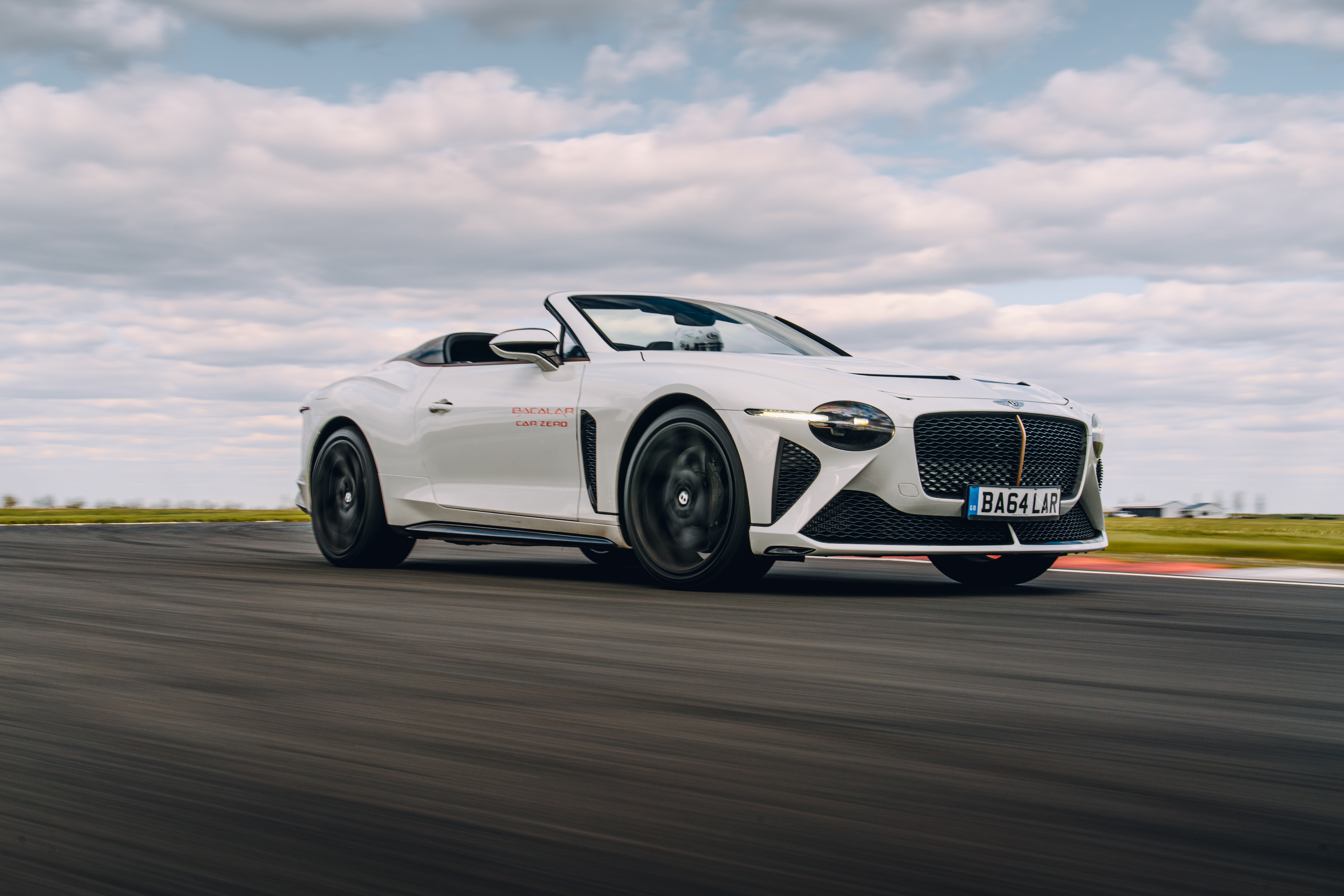Driving the new Bentley Bacalar – a £1.5m plaything for perfect days