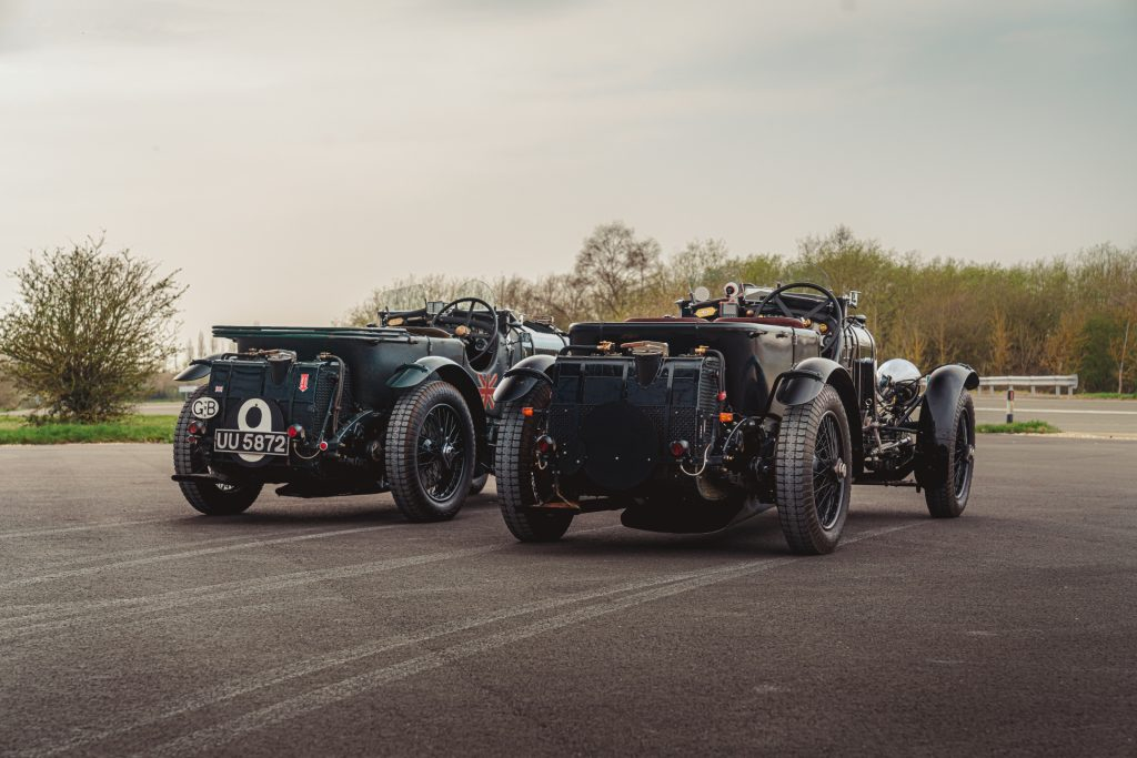 First drive of the 2021 Bentley Blower