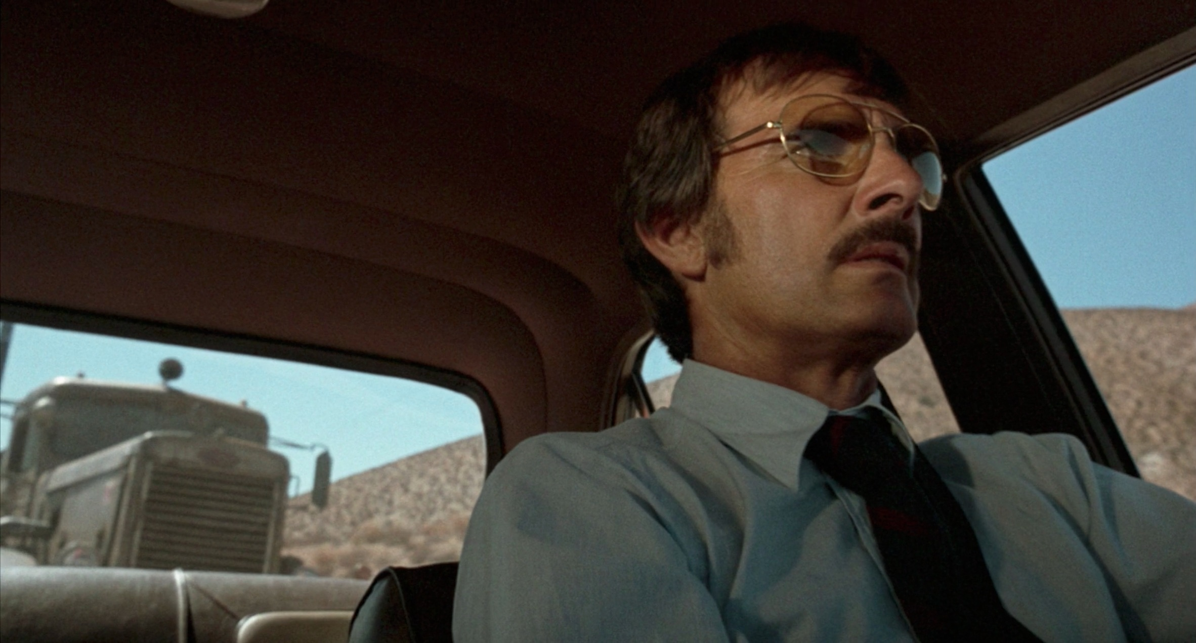 After 50 years Steven Spielberg's Duel still leaves drivers looking in their rearview mirror