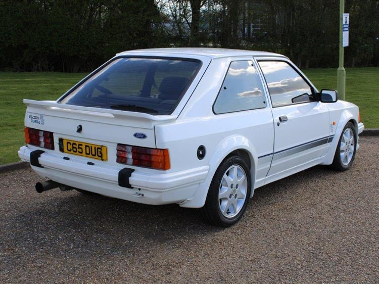 Ford Escort RS Turbo Mk1 for sale
