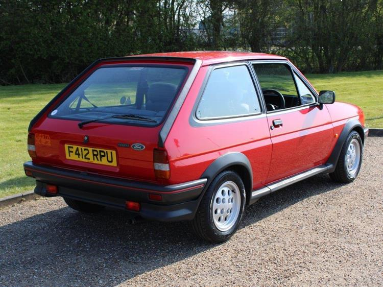 Ford Fiesta XR2 for sale