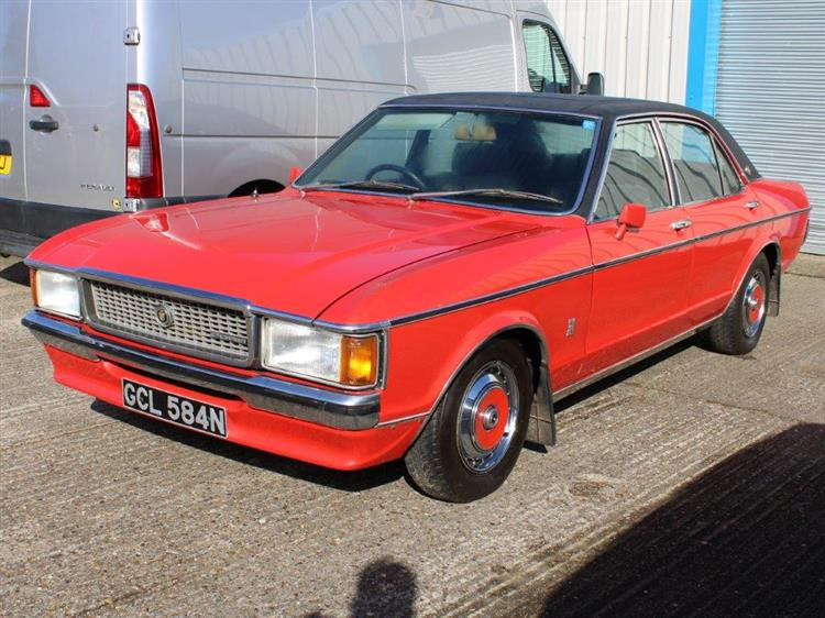 Ford Granada Mk1 3000 for auction