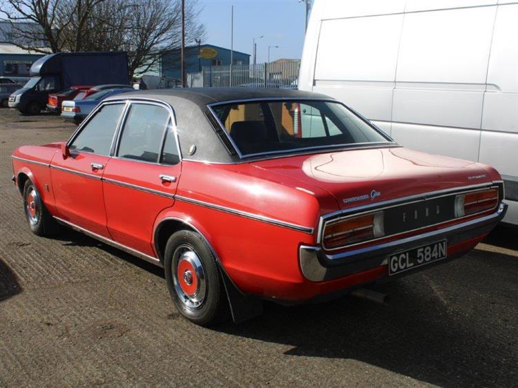 Ford Granada Mk1 3000 for sale