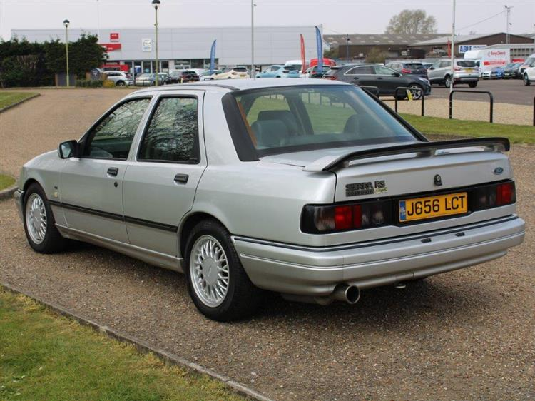 Ford Sierra Saphire Cosworth 4x4 for sale
