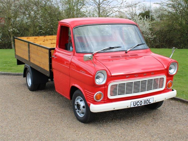 Ford Transit Dropside Mk1 for auction