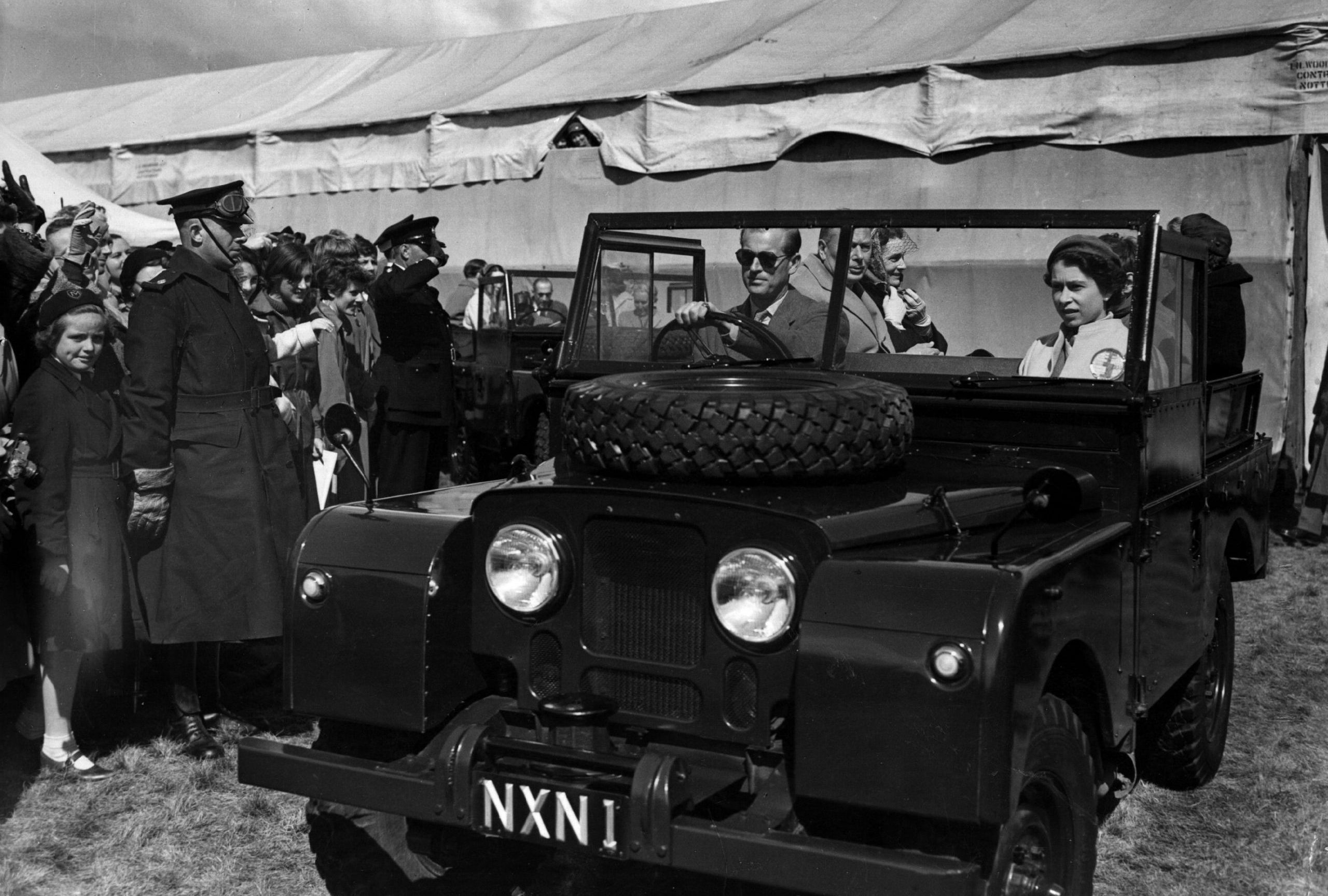 Prince Philip the driver and rider, pilot and mischief maker