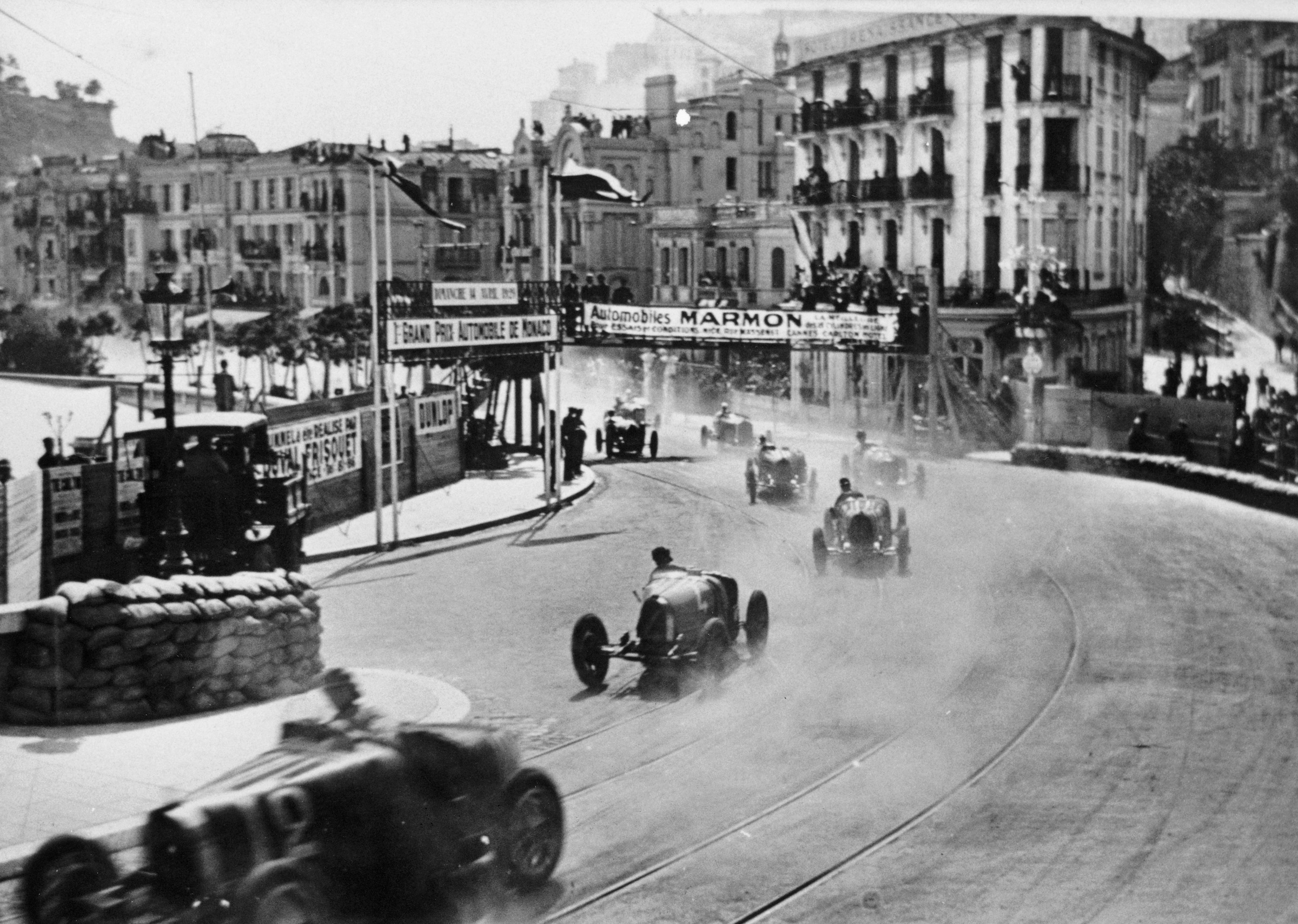 Freeze Frame: British victor for the first Monaco Grand Prix
