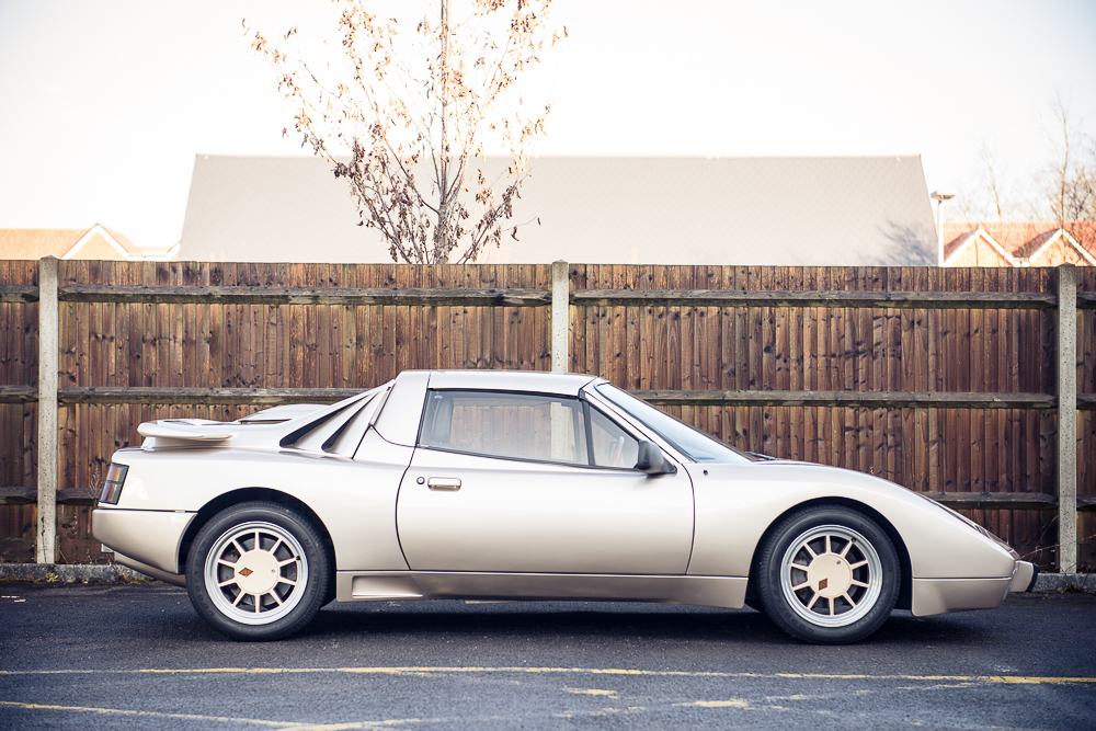 11 sports cars powered by the Rover V8