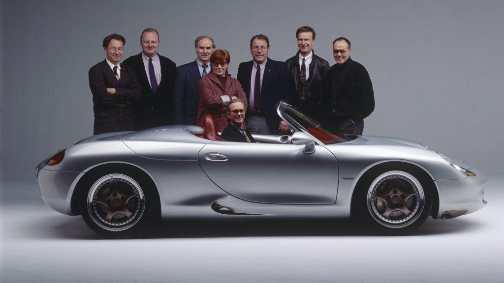 1993 Porsche Boxster concept