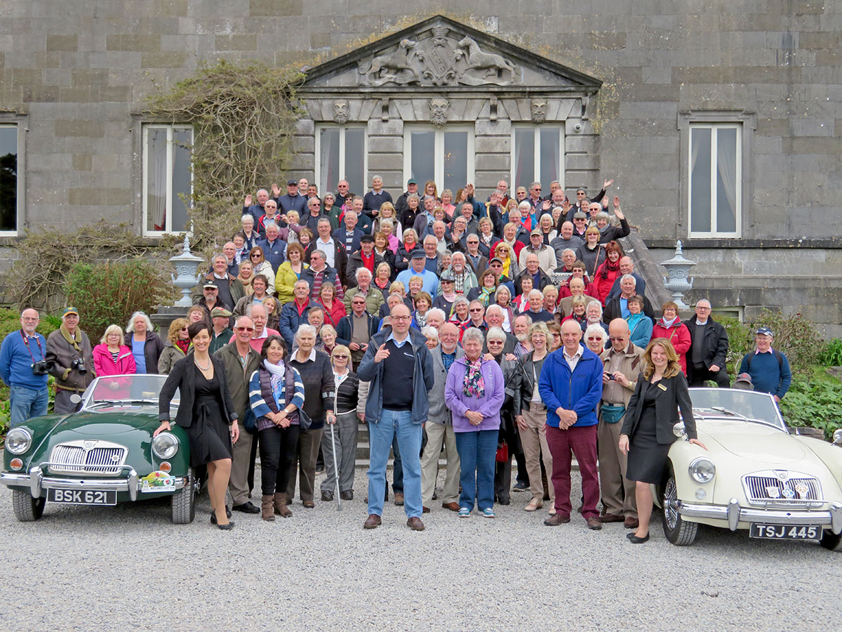 Join The Club: MG Owners' Club