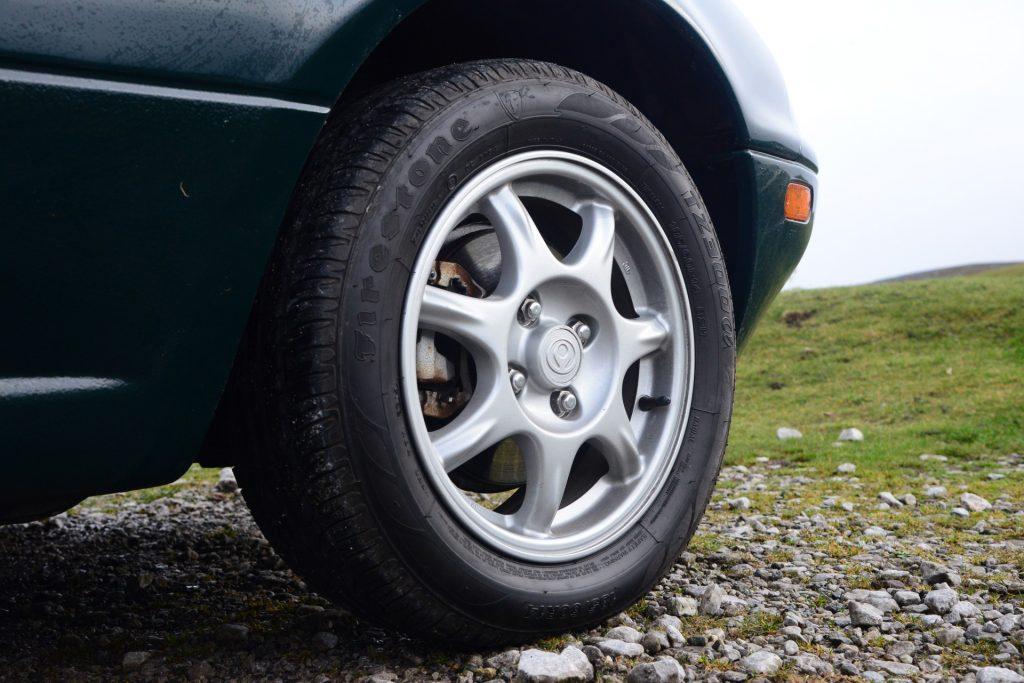 MX5 Mk1 wheel