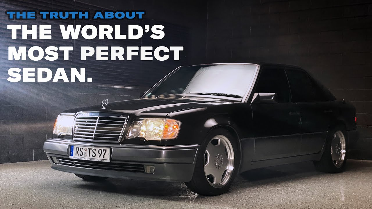 The W124 Mercedes 500E was the world's most perfect saloon | Revelations with Jason Cammisa