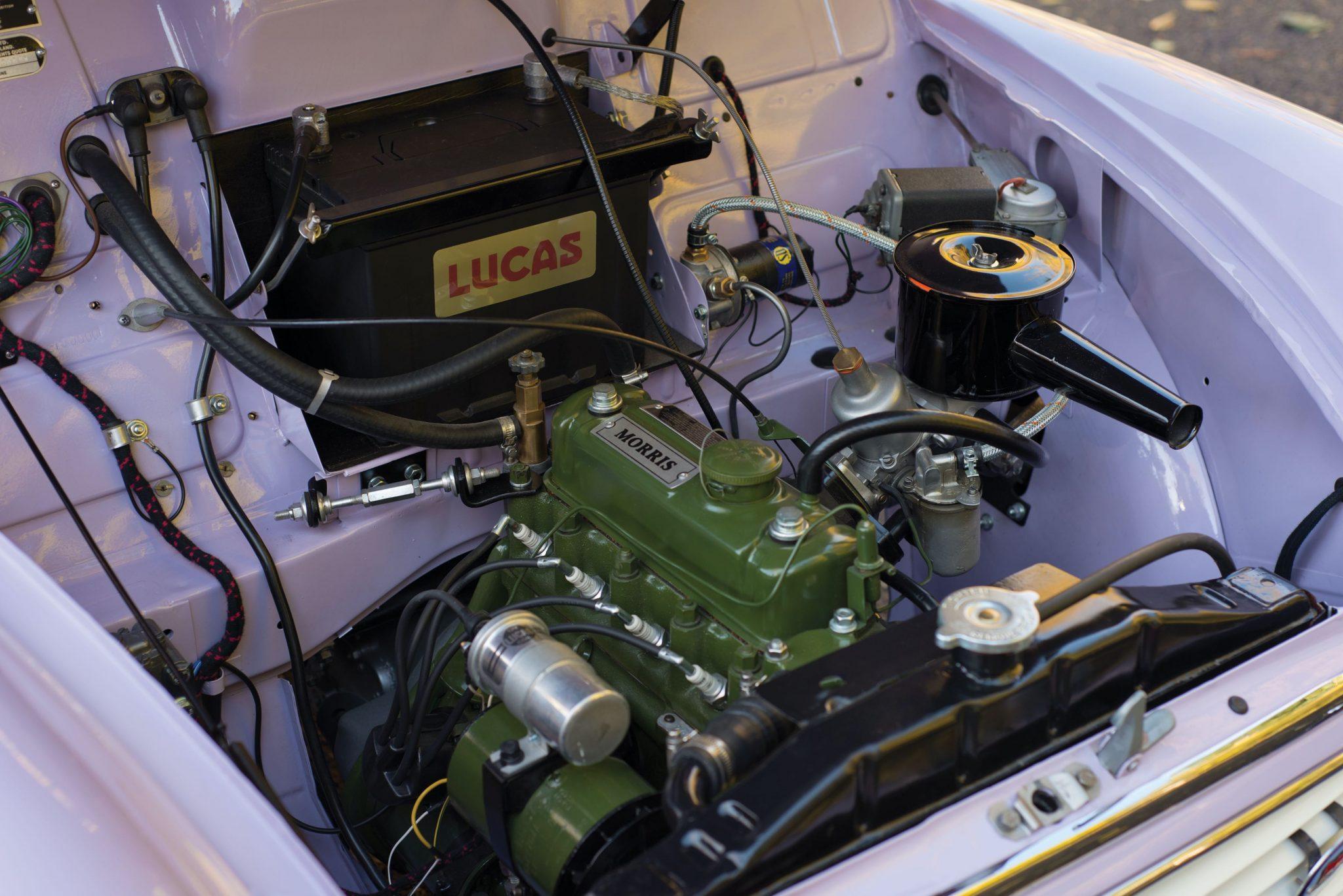 A-Series engine