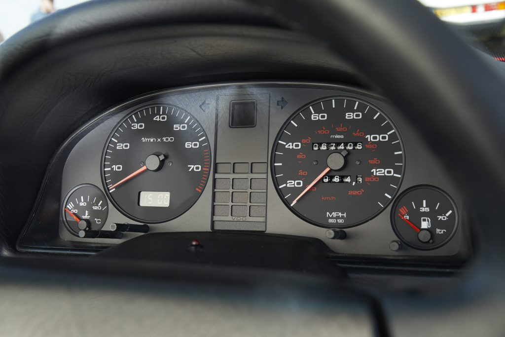 1991 Audi 80E 2.0