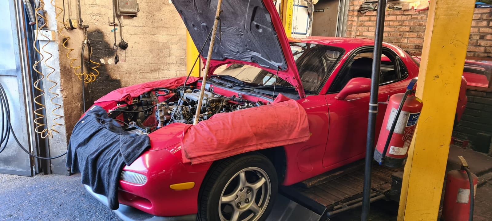 Our Classics: 1994 Mazda RX-7