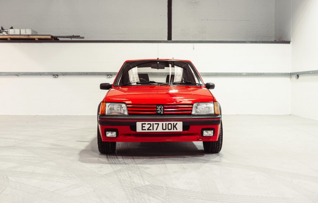 Guide to buying a Peugeot 205 GTI