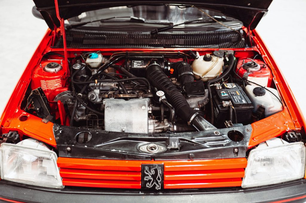 Peugeot 205 GTI engine what goes wrong