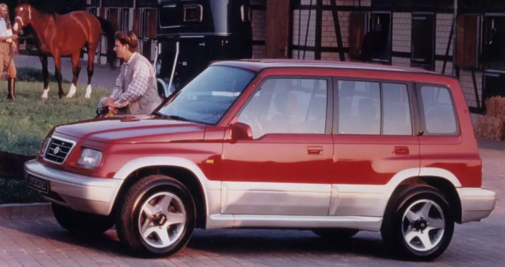 Suzuki Vitara 5dr Mk1 2