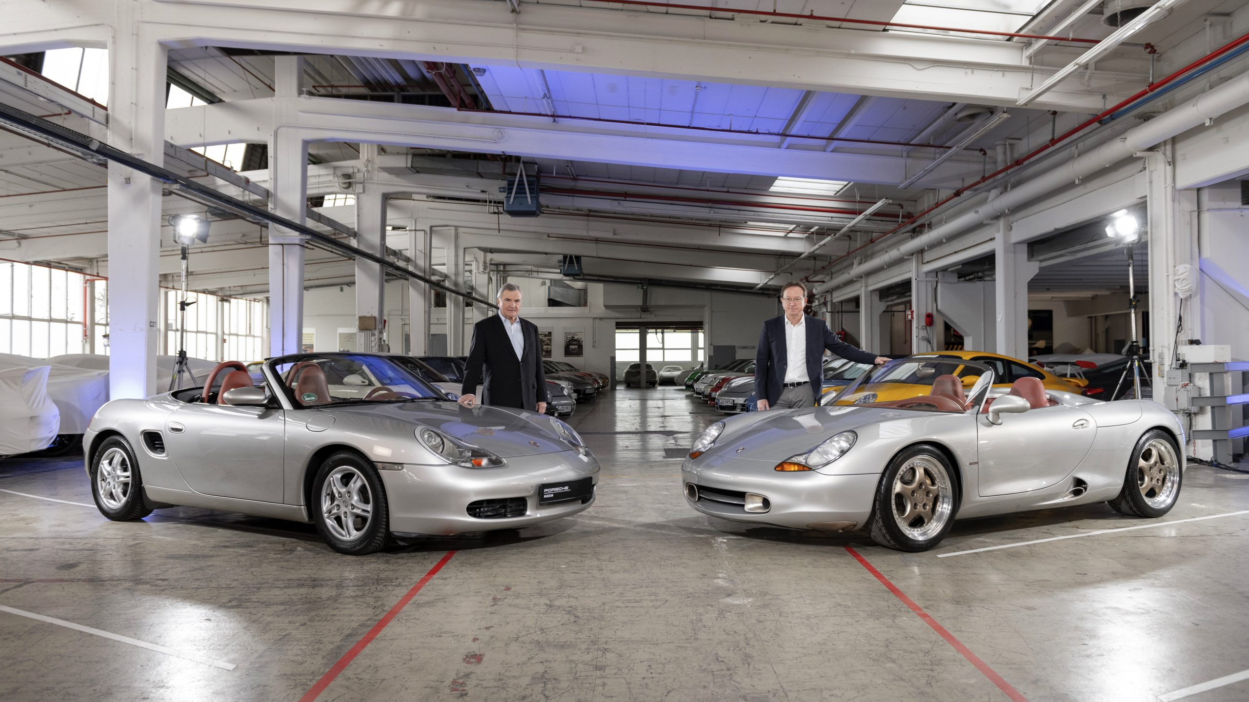 The Boxster at 25: How the roadster's renaissance played out at Porsche
