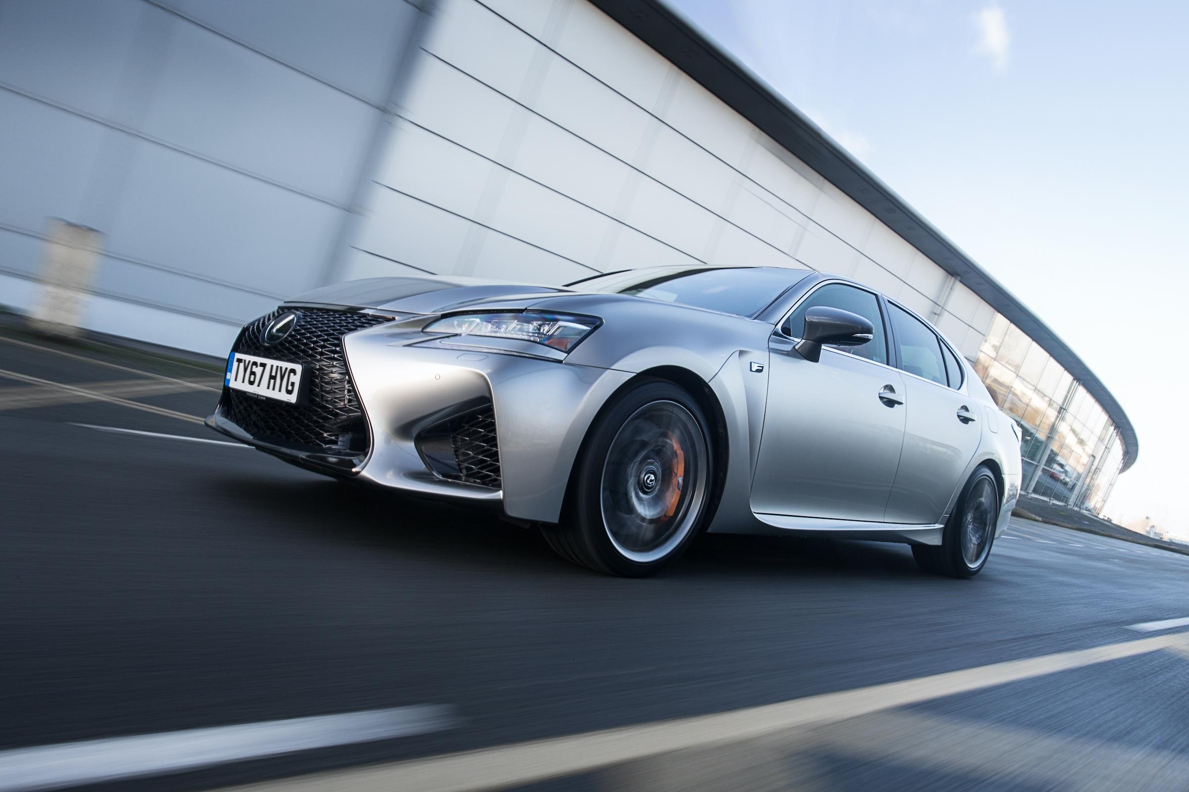 Future Classic: Lexus GS F